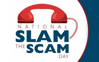 Slam the Scam!